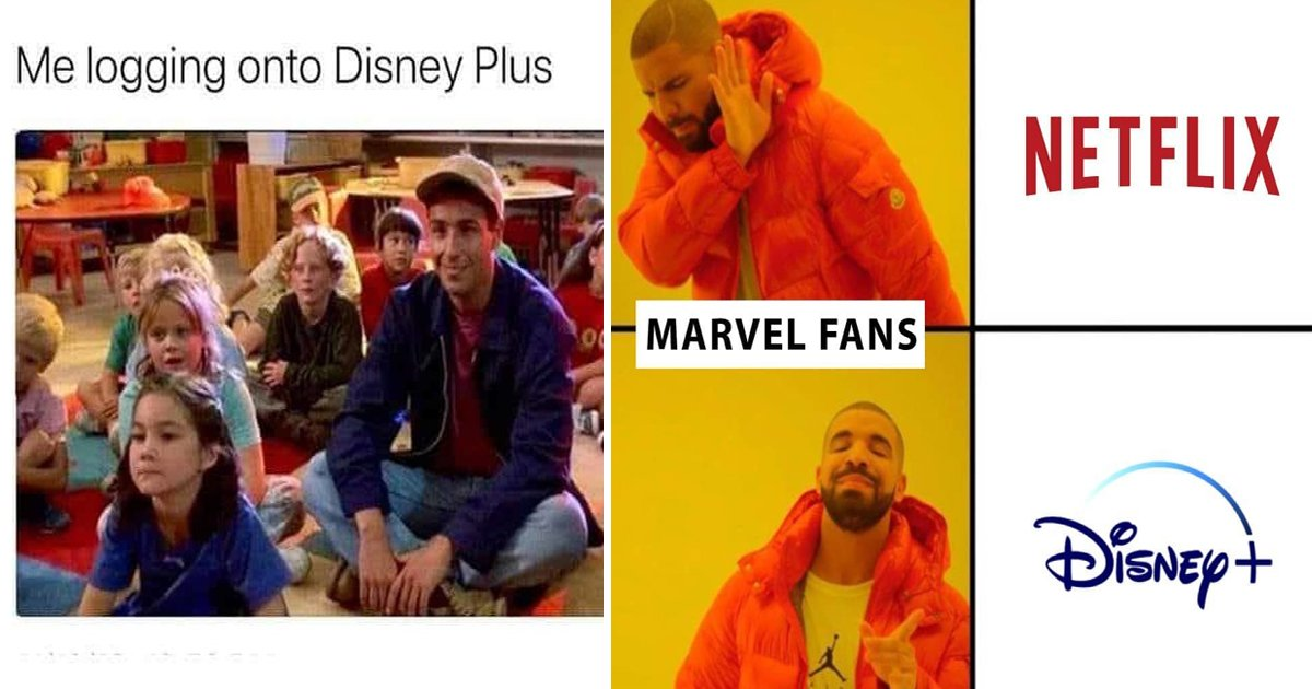 disney plus memes.jpg?resize=1200,630 - Hilarious Disney Plus Memes That Celebrate The Star Channel's Launch