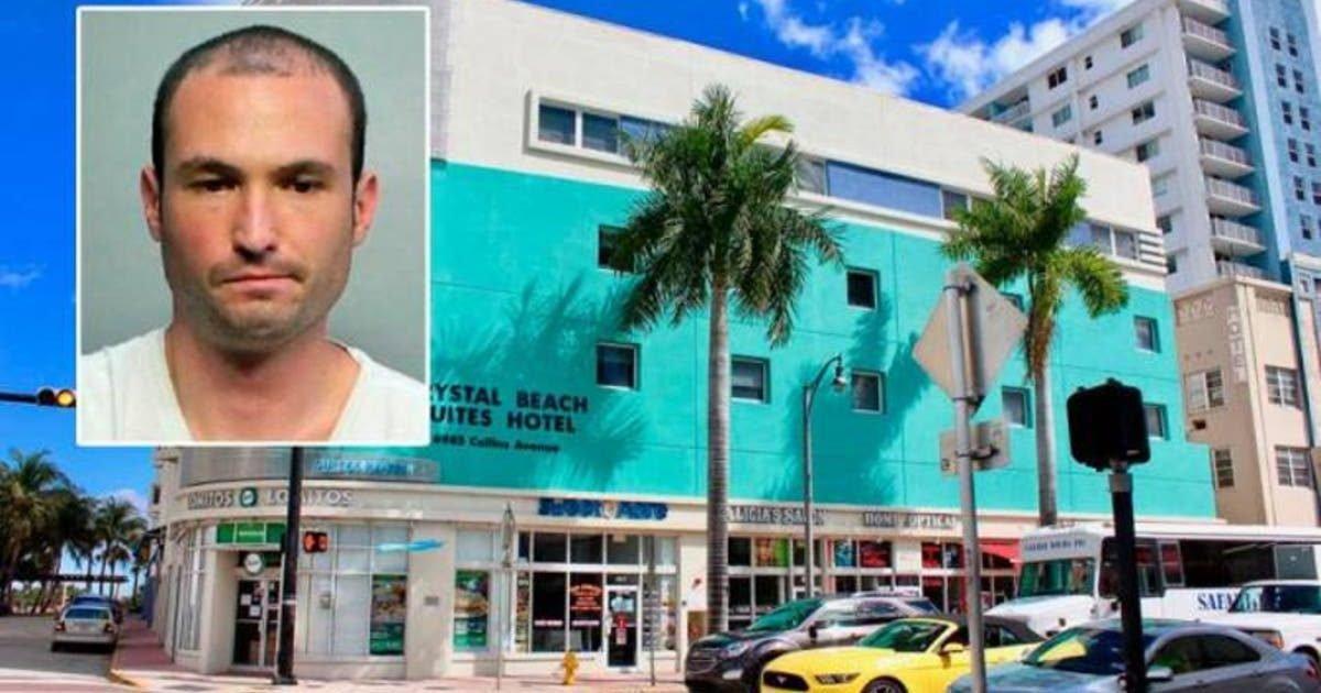 douglas marks y el hotel de miami e1596133245689.jpg?resize=1200,630 - Etats-Unis : Faute de respect de la distance sociale, un homme ouvre le feu dans un hôtel de Miami
