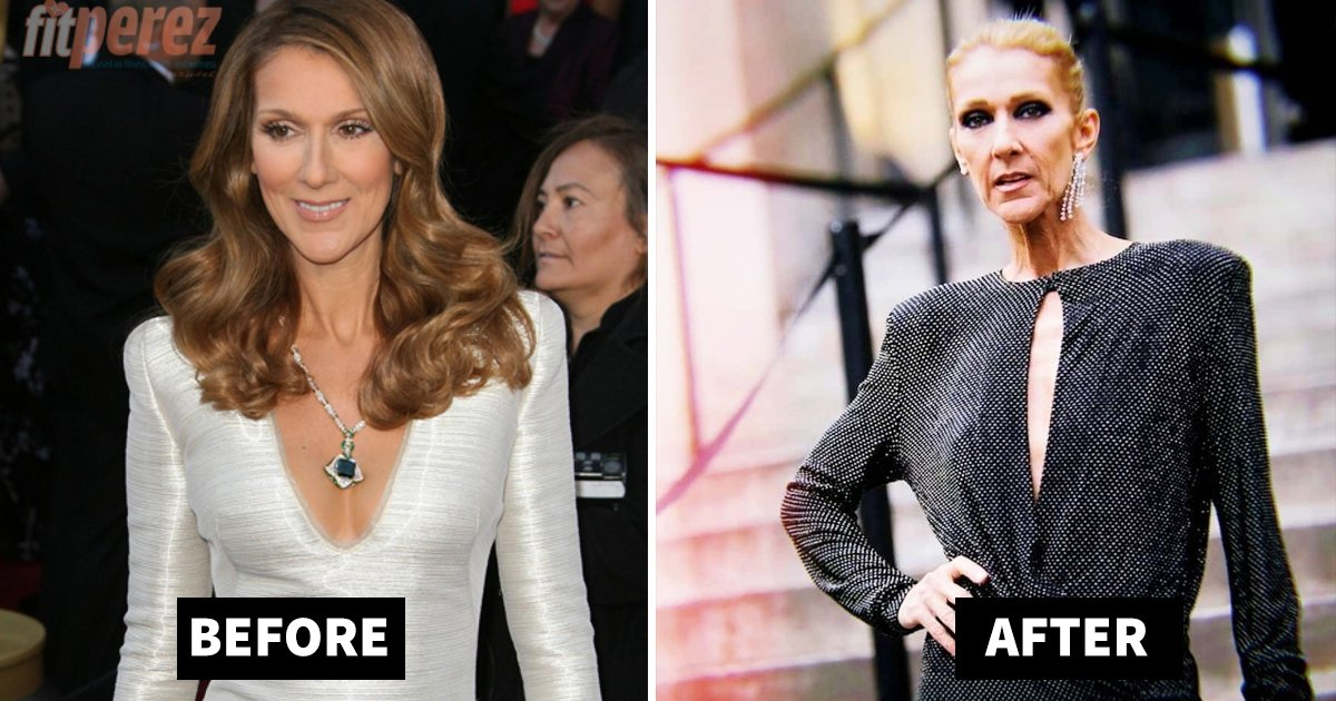 drastic celine dion weight loss.jpg?resize=412,232 - Drastic Celine Dion Weight Loss Transformation Has Fans Worried