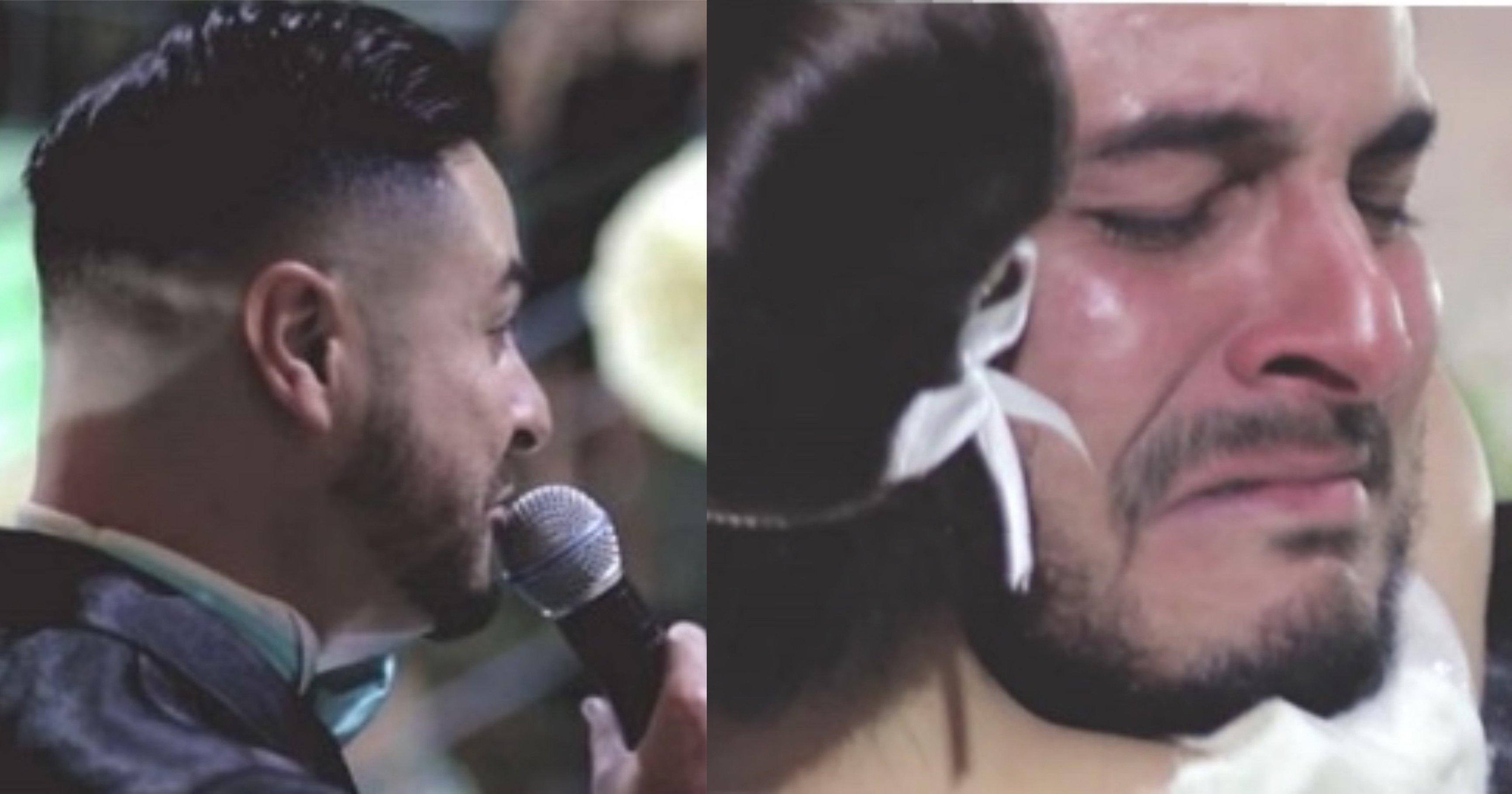 """eab3a0ebb0b1 ec8db8eb84ac.jpg?resize=412,232 - """"나 다른 사람을 사랑하고 있어...""""...결혼식 도중 신랑이 전한 말에 눈물 흘리는 신부"""