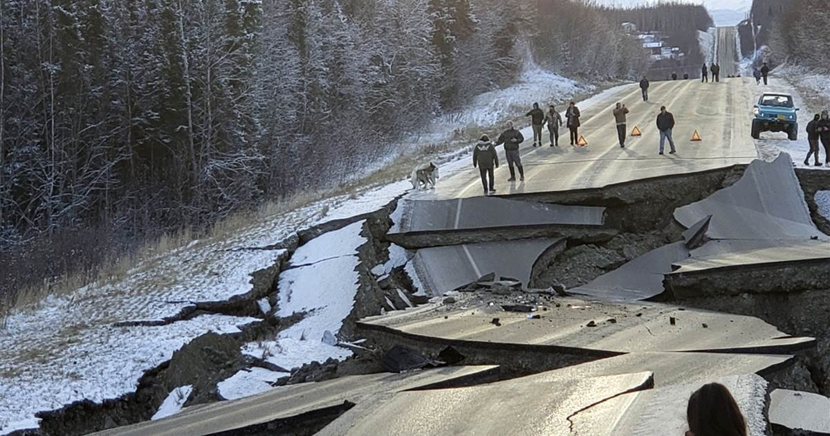 ec8db8eb84ac 1 14.jpg?resize=412,275 - Alaska Hit With 7.8 Magnitude Earthquake In Most Recent Seismological Activity