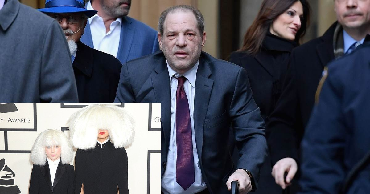 ec8db8eb84ac 1 2.jpg?resize=412,275 - Sia Claims She Saved Maddie Ziegler From Molestation By Harvey Weinstein