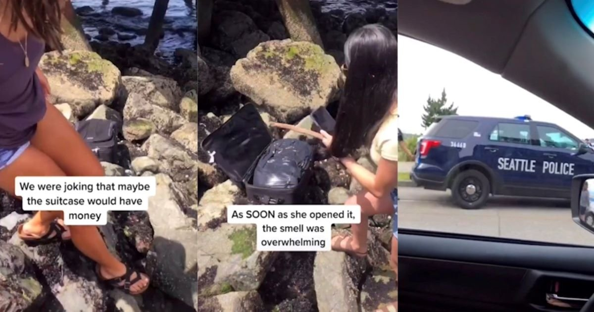 ec8db8eb84ac 1 6.jpg?resize=1200,630 - TikTok Teens Find Suitcases Containing Dismembered Body Parts In Seattle