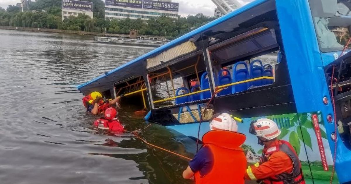ec8db8eb84ac 3 11.jpg?resize=412,232 - Angry Bus Driver Kills Himself Along With Passengers By Plunging To The Water