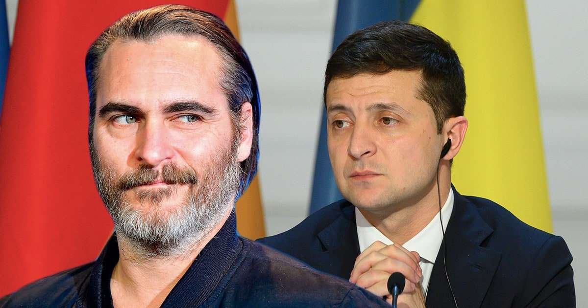 ec8db8eb84ac 3 18.jpg?resize=412,232 - Ukrainian President Forced To Urge Ukrainians To Watch Joaquin Phoenix To Appease Kidnapper