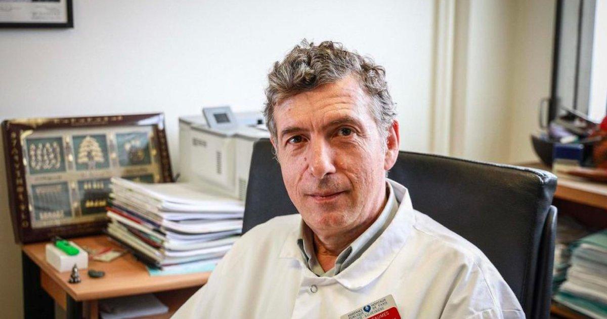 eric caumes.png?resize=412,232 - Coronavirus : Le professeur Eric Caumes craint une deuxième vague pendant la période estivale