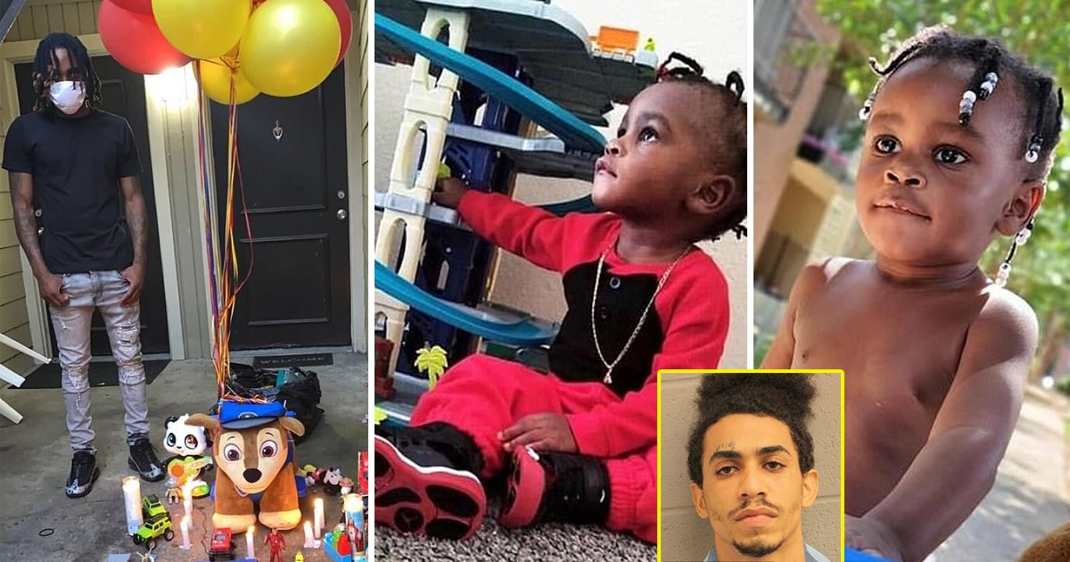 father killed.jpg?resize=412,232 - Father 'Snaps And Kills' 2-Year-Old Son With Brutal Punch Over Potty Training Failure