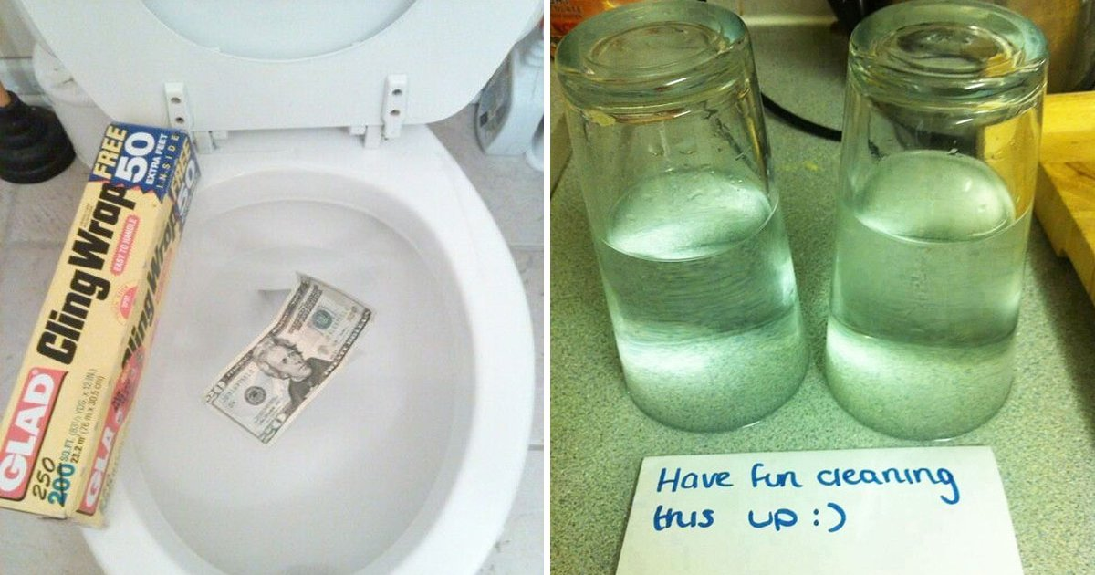 funny april fools ideas.jpg?resize=1200,630 - 10 Good April Fools Pranks To Pull Off Perfectly This Year