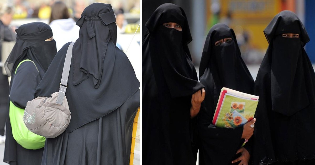germany bans veil.jpg?resize=1200,630 - German State Bans Face Veils And Burqas In Schools Amid Strive For 'Free Society'
