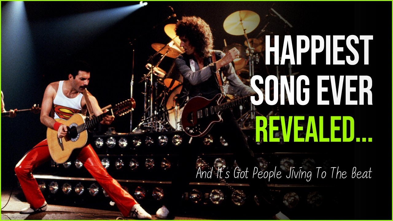 happiest song ever.jpg?resize=412,232 - The Happiest Song Ever Is Out And It's Got People Jiving To The Beat
