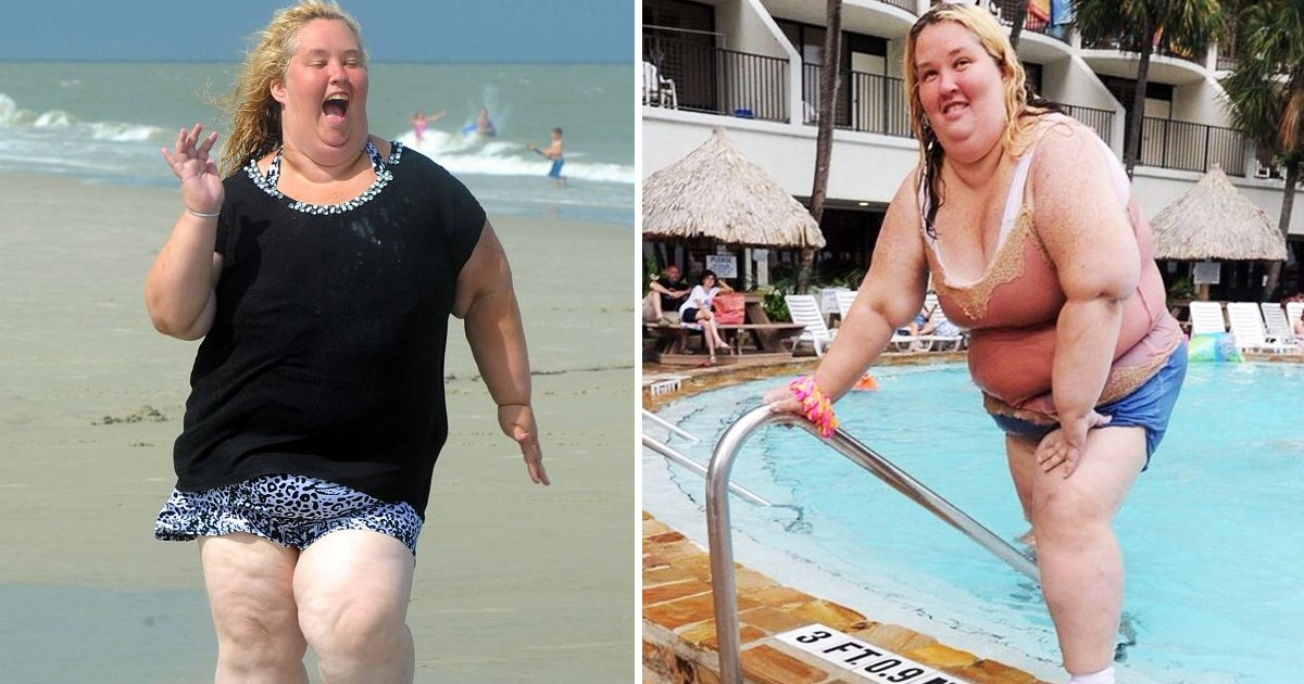 honey bobo mom.jpg?resize=412,232 - 10 Fascinating Things You Didn't Know About Honey Boo Boo's Mom