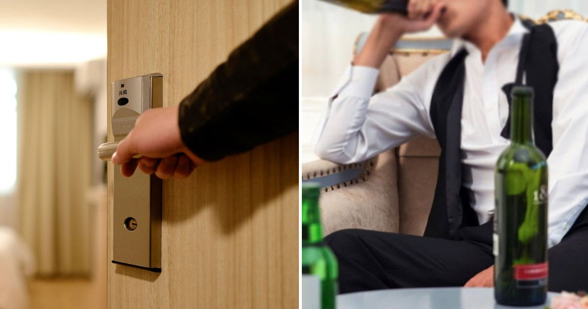 "hotel 1.jpg?resize=412,232 - ""하룻밤 40만원인 호텔방에서 자고 있는데 새벽에 술 취한 '남성 2명'이 들어왔어요"""
