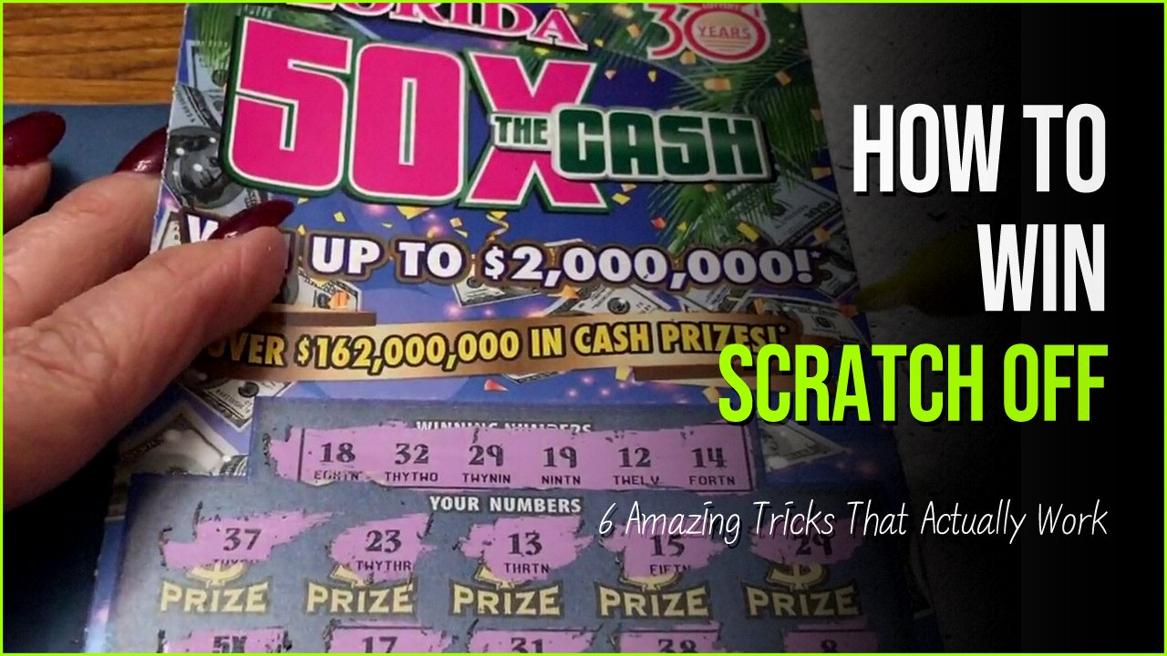 how to win scratch off.jpg?resize=1200,630 - Scratch Off Secrets: 6 Amazing Tips On How To Win Scratch Off
