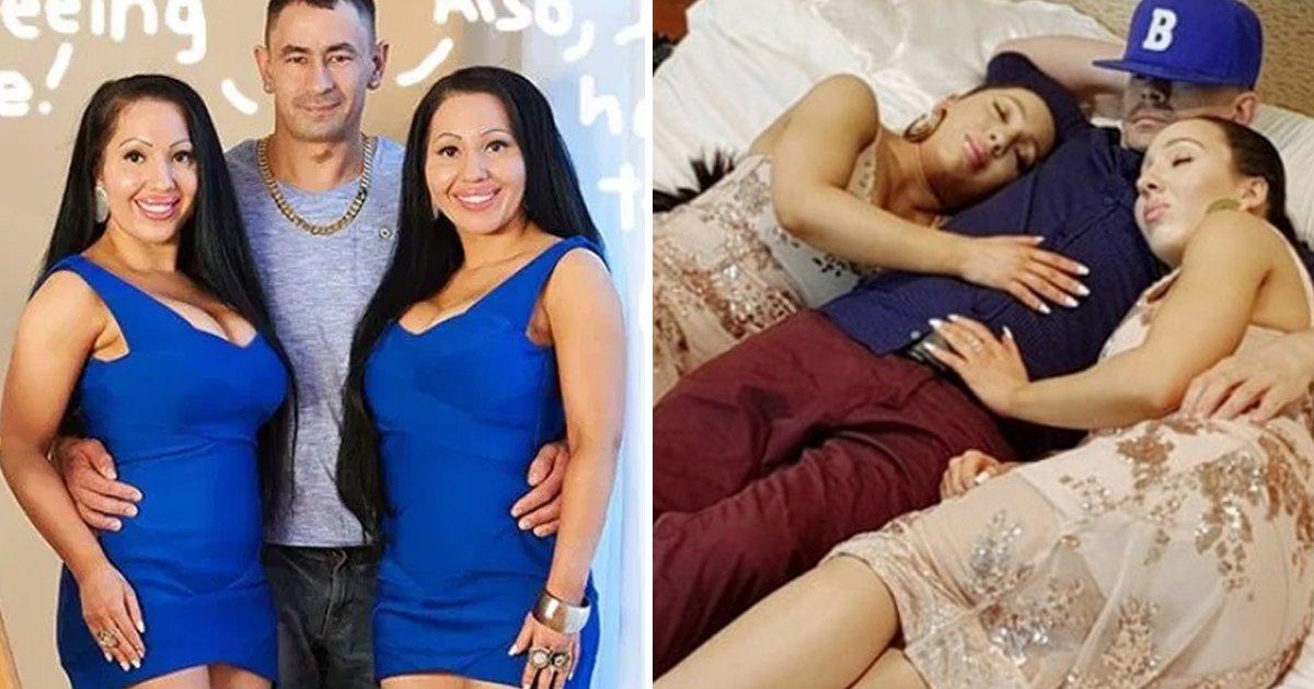 identical twins share boyfriend.jpg?resize=1200,630 - Identical Twins Share Boyfriend And Take Turns Having Sex In Same Bed