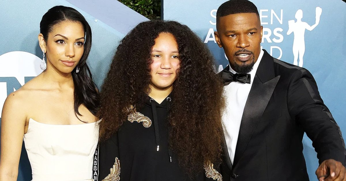 jamie foxx daughters.jpg?resize=412,232 - Jamie Foxx Daughters Are All Grown Up And They're Up To Big Things