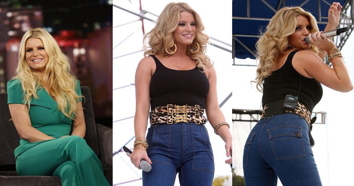 """jessica mom jeans.jpg?resize=412,232 - Jessica Simpson Finally Spoke About Body Shaming """"Mom Jeans"""" Incident"""
