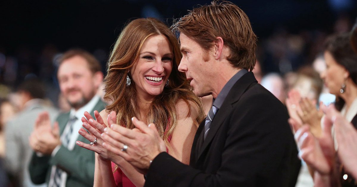 julia roberts husband.jpg?resize=1200,630 - Julia Roberts' Husband Shares Rare Sentimental Family Photo With Kids