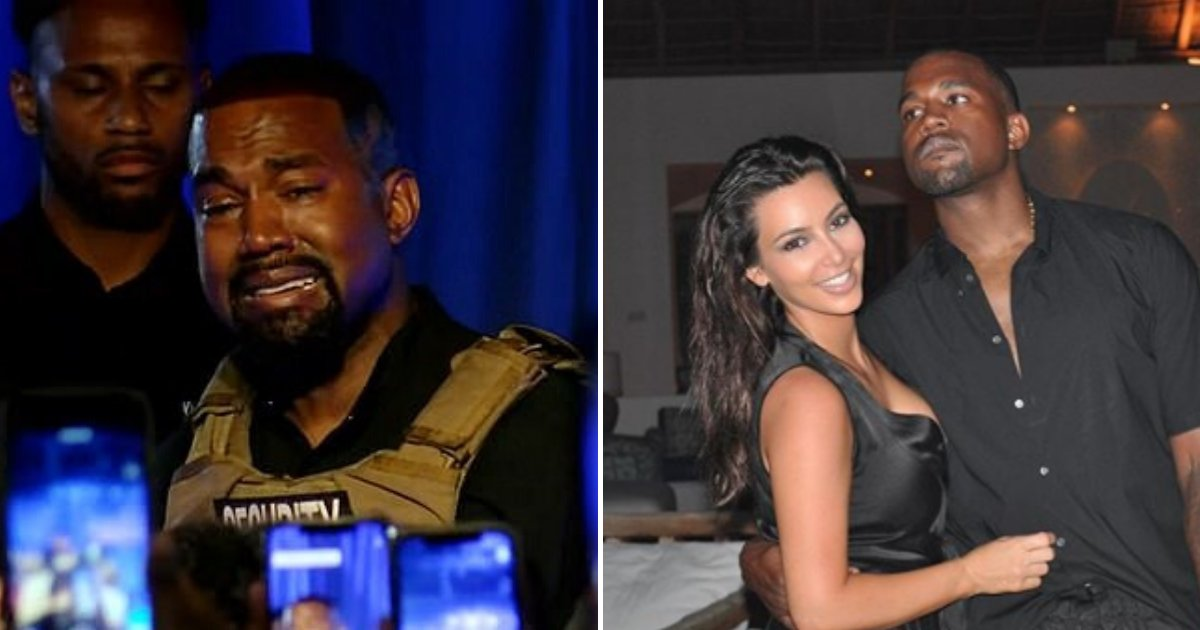 kanye7.png?resize=1200,630 - Kanye West Shared How He Stopped Kim Kardashian From Aborting Their Child When He Received 'Message From God'