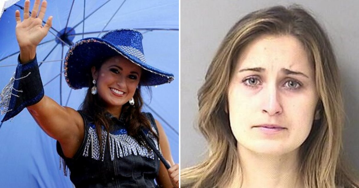Former Miss Kentucky Sentenced to 2 Years in Prison for