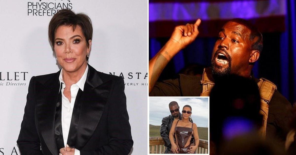 kris.jpg?resize=412,232 - Kris Jenner Has Broken Her Silence After Kanye West Called Her 'Kris Jong-Un'