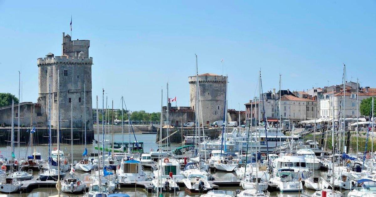 la rochelle.png?resize=1200,630 - Le maire de La Rochelle a pris un arrêté pour rendre obligatoire le port du masque sur le Vieux-Port et le centre-ville