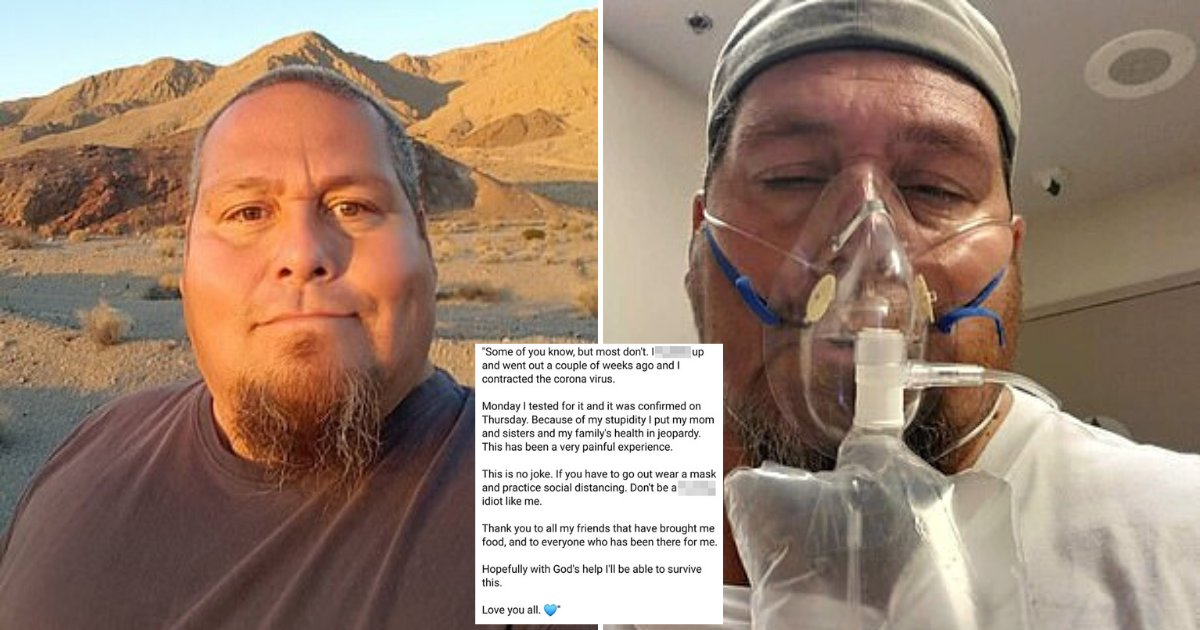 marcias3.png?resize=412,275 - Truck Driver From California Posted A Heartbreaking Message A Day Before He Passed Away From Coronavirus