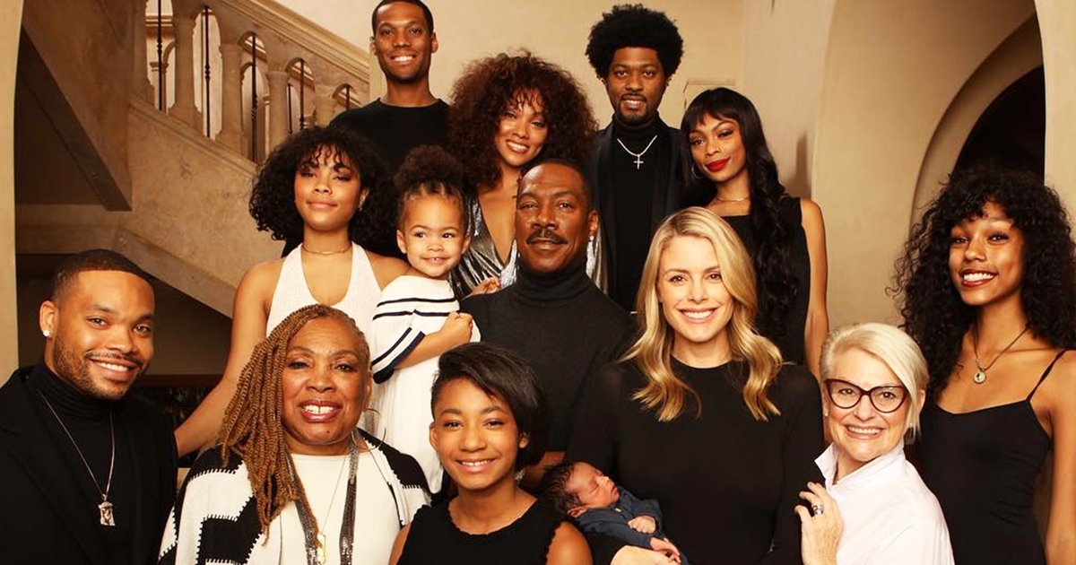 max charles murphy.jpg?resize=412,232 - Eddie Murphy Celebrates The Birth Of His 10th Child: Max Charles Murphy