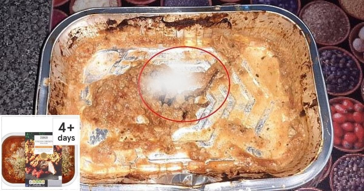 mouse5.jpg?resize=412,232 - Woman Left 'Vomiting For 12 hours' After Finding A Mouse Buried In Her Ready Meal