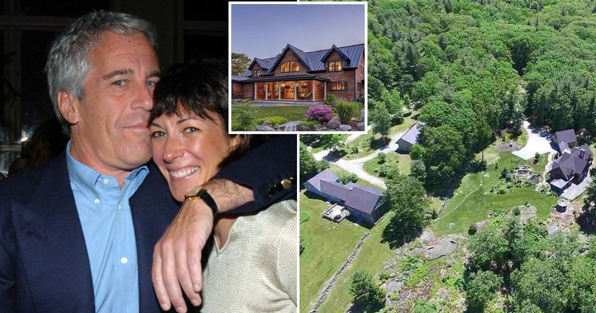 property8.png?resize=1200,630 - Ghislaine Maxwell's Hideout Revealed After She Was Arrested At $1 Million Estate She Acquired In Secret