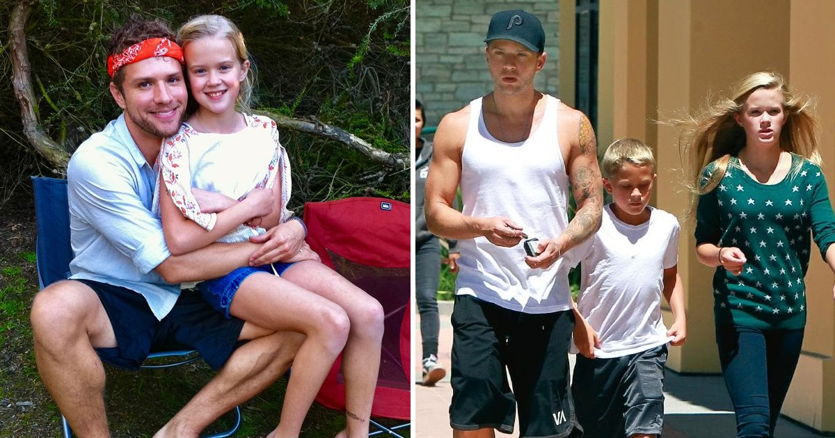 ryan phillippe kids.jpg?resize=1200,630 - Reese Witherspoon And Ryan Phillippe Kids Look Just Like Their Parents