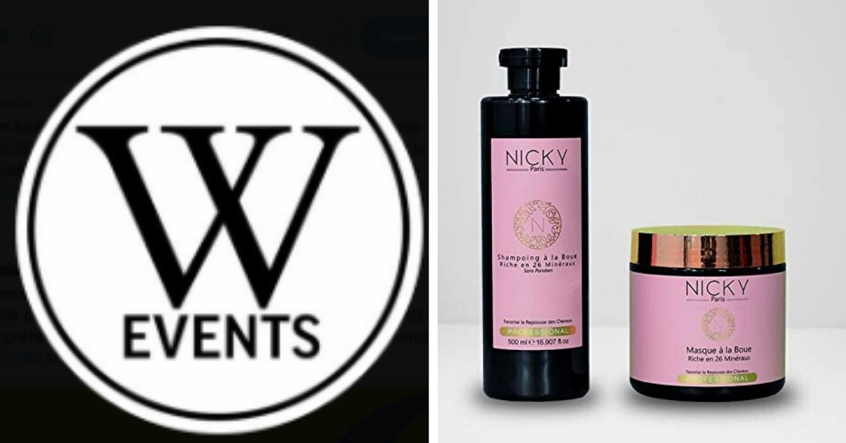 Nicky Cosmetics We Events