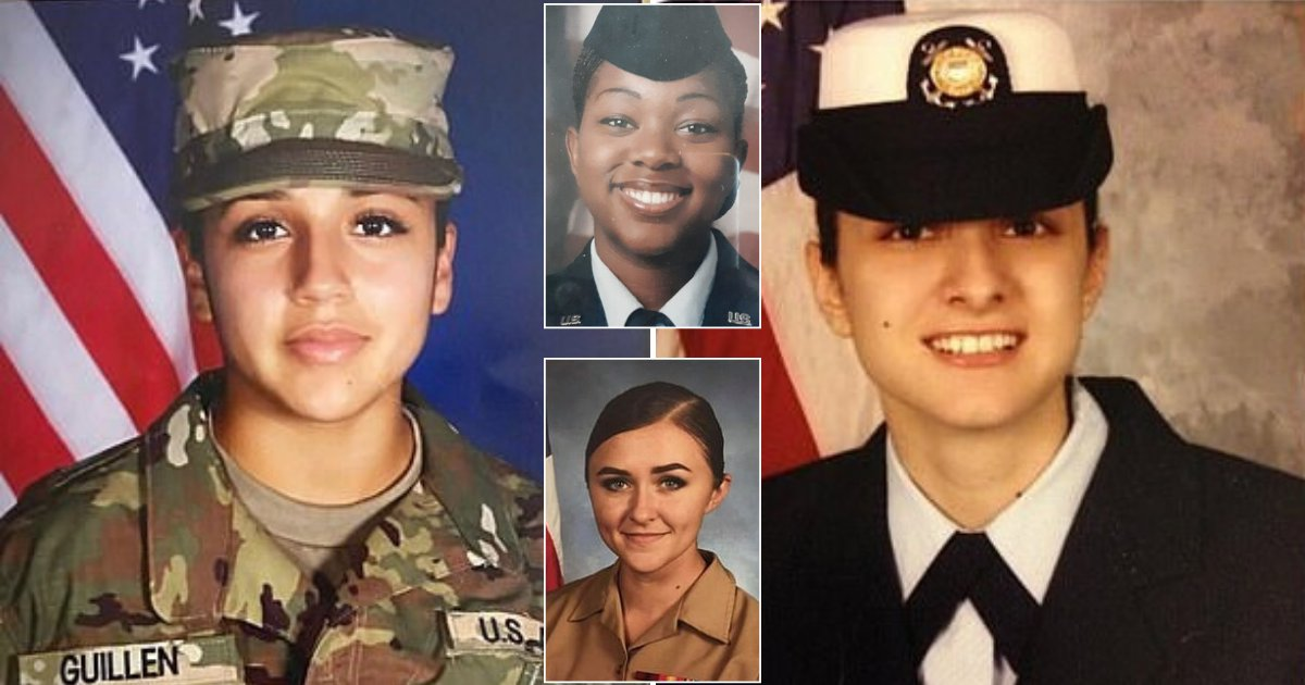 soldiers8.png?resize=1200,630 - Female Soldiers Share Their Own Stories Of Harassment After Remains Are Discovered During The Search For Vanessa Guillen