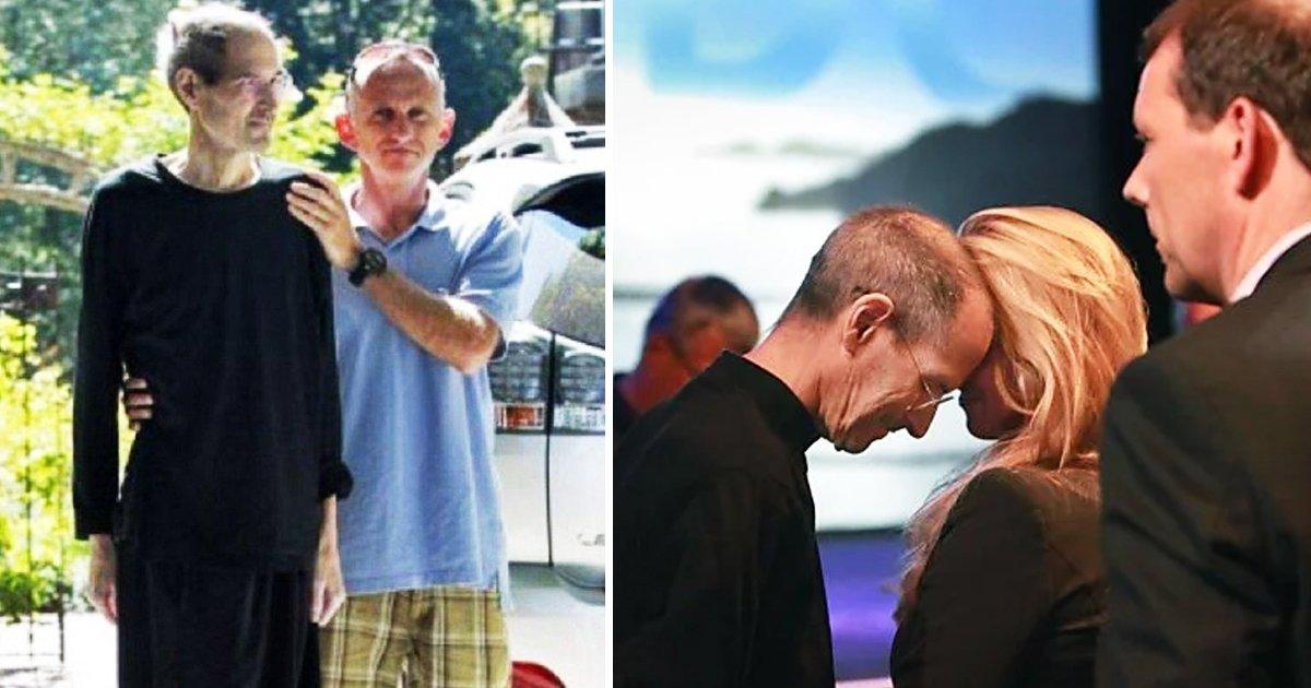 steve jobs last photos.jpg?resize=412,232 - Steve Jobs Last Photos And His Last Words That Will Teach You Life Lessons