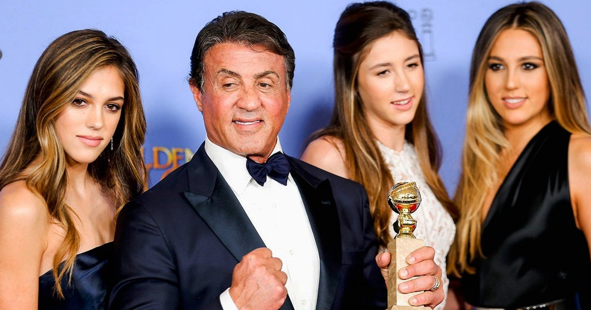 sylvester stallone daughter.jpg?resize=412,232 - Sylvester Stallone Daughter Is Making Her Dad Proud And Here's Why