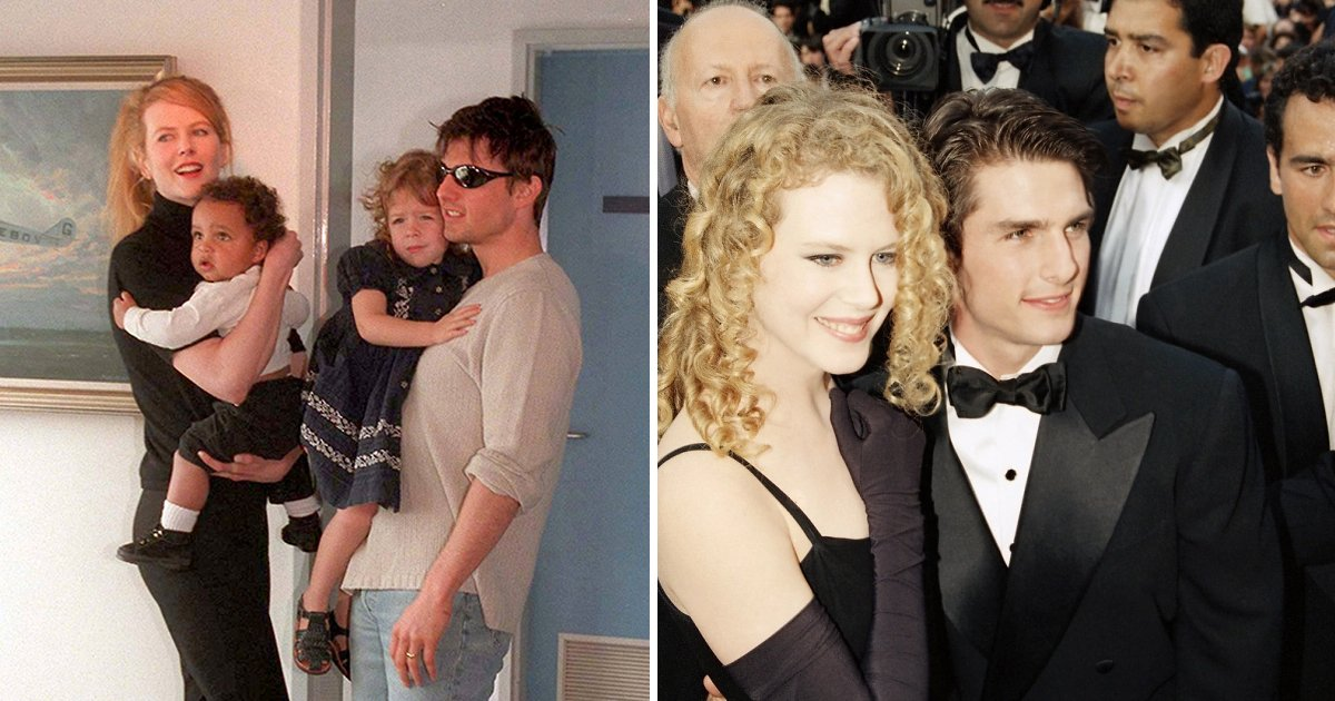 tom cruise children.jpg?resize=412,232 - Shocking Facts About Tom Cruise Children And Family That You Didn't Know Before