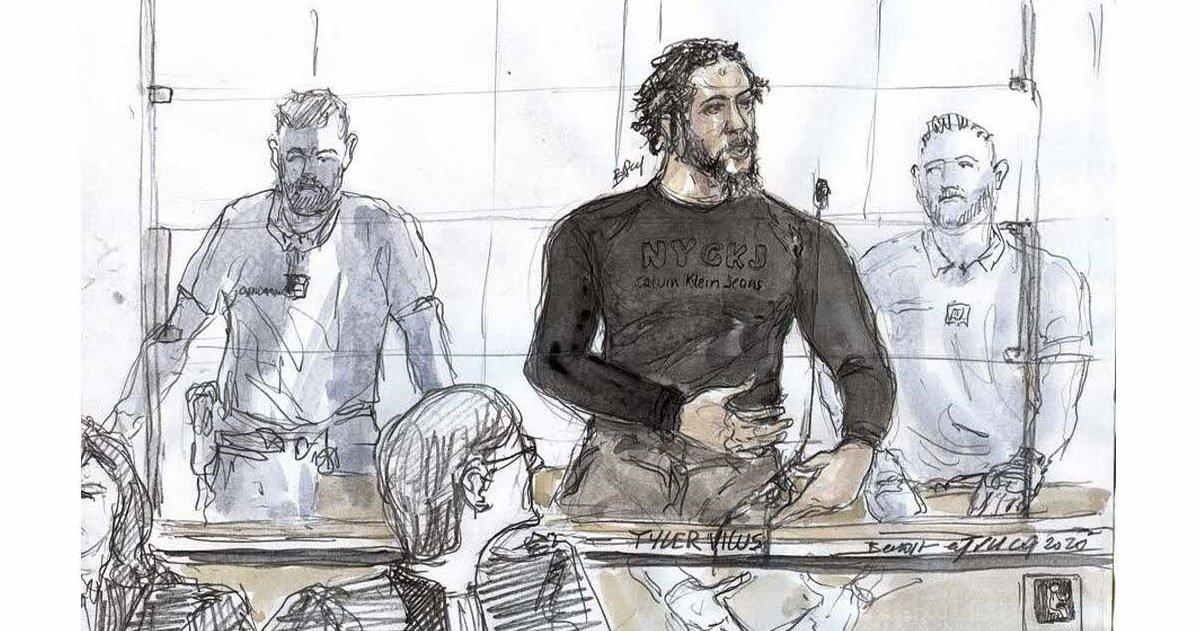 tyler.jpg?resize=412,232 - Terrorisme: la peine de Tyler Vilus, l'émir français de Daesh, est tombée