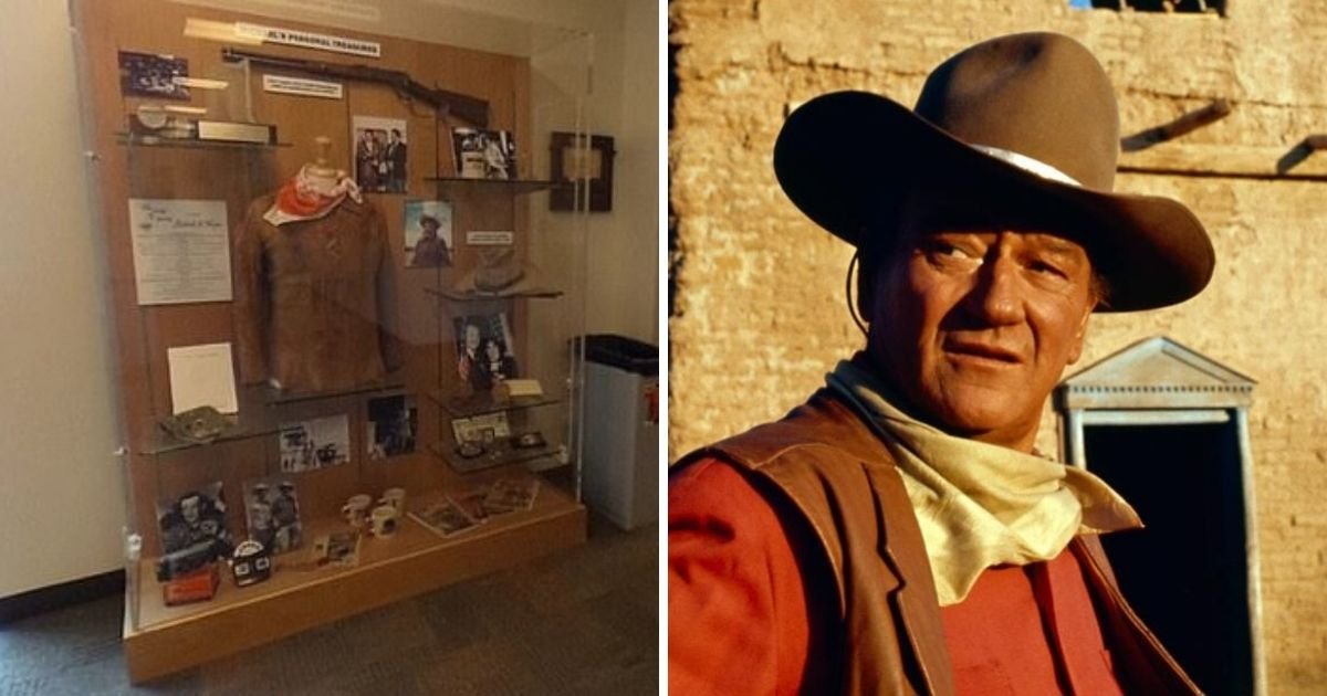 untitled design 1 14.jpg?resize=1200,630 - John Wayne Exhibit Ditched By University After Students Complained About The Actor's Comments