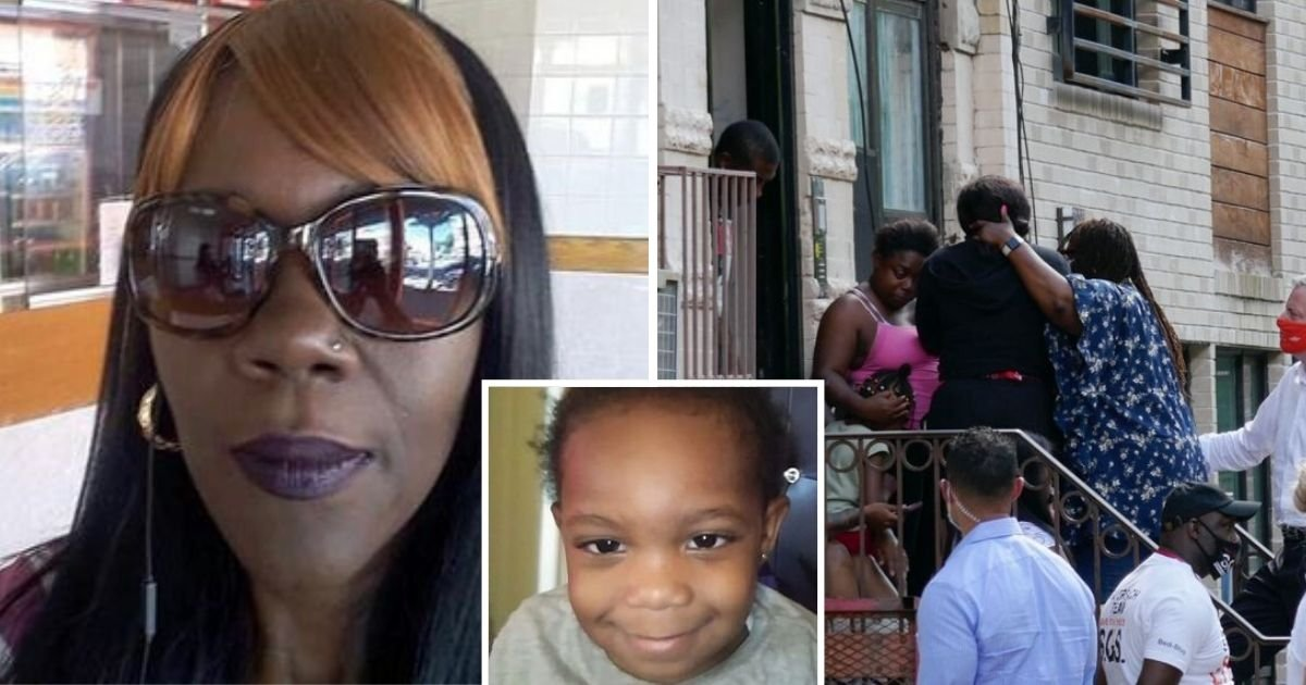 untitled design 4 7.jpg?resize=412,232 - Grandma Called For The End Of Gun Violence After Her 1-Year-Old Grandson Got Shot