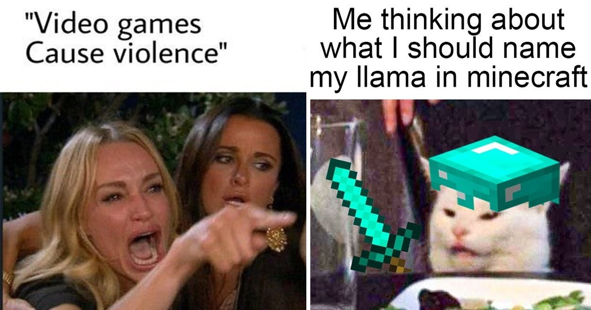 video games.jpg?resize=1200,630 - 10 Video Game Memes Sure To Give Critics A Run For Their Money