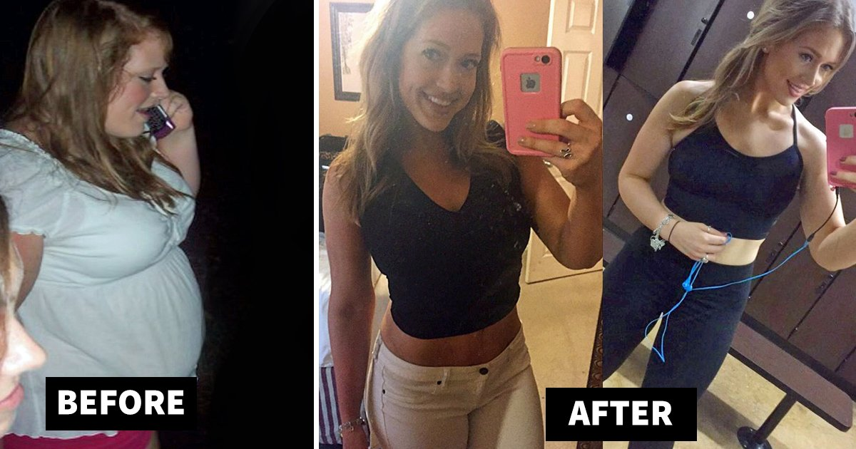 weight loss girl bully.jpg?resize=1200,630 - Revenge Body | 'Fat Girl' Sheds 10st, Rejects Boys That Once Bullied Her