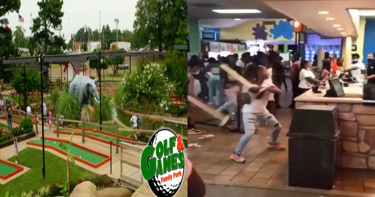 yuu en chi.png?resize=1200,630 - 遊園地でマスクを着用せず遊び退場要求されると、カウンターを占領して暴れた400人の青少年たち
