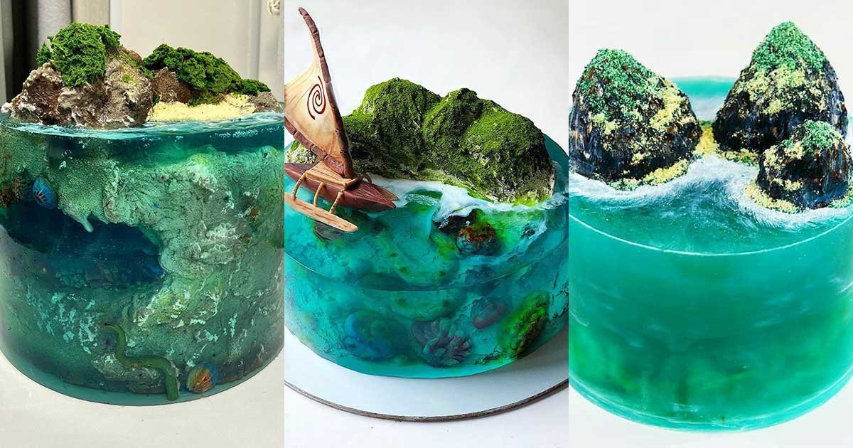 1 1.jpg?resize=1200,630 - Jelly Island Cakes Are The Hottest Dessert Trend Of 2020