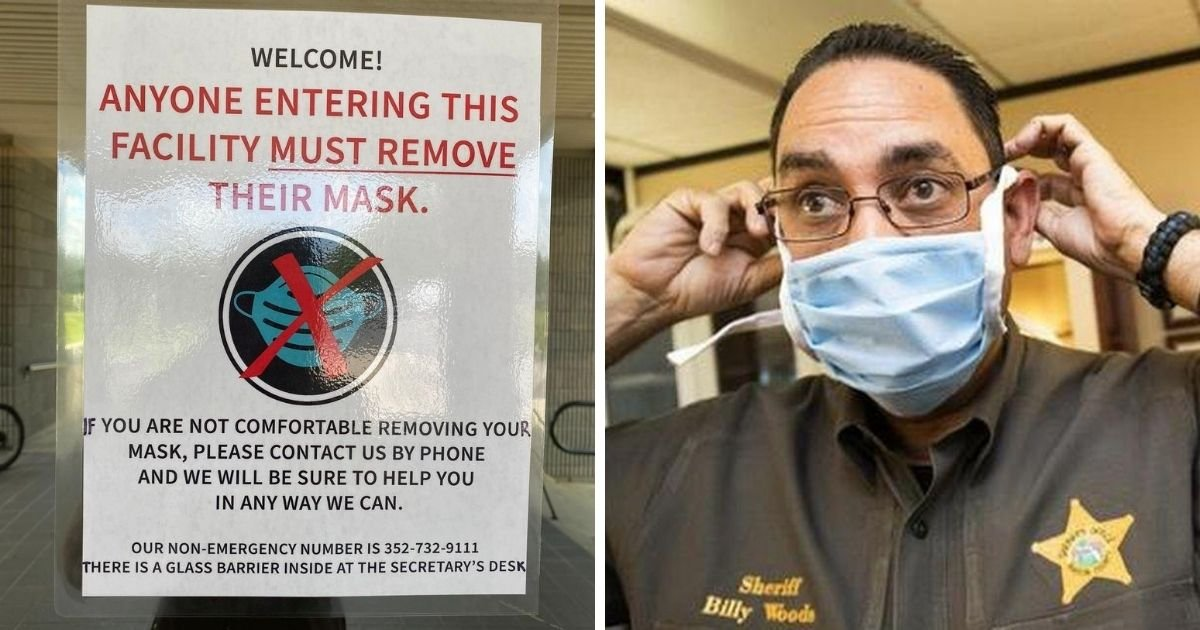1 104.jpg?resize=1200,630 - Florida Sheriff Bans His Deputies From Wearing Face Masks