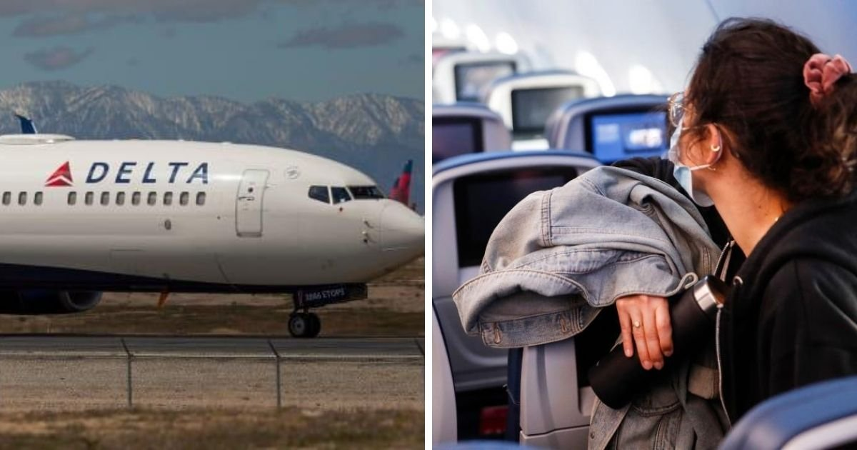 1 221.jpg?resize=1200,630 - Delta Airlines Banned Around 250 Passengers For Refusing To Wear Masks