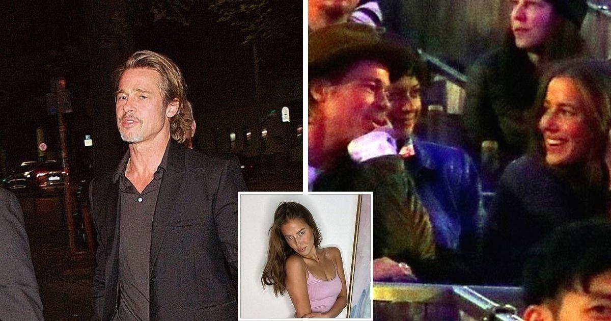 """1 241.jpg?resize=1200,630 - Brad Pitt Tiene Nueva Novia De 27 Que Lleva Un """"Matrimonio Abierto"""" Con Su Esposo"""