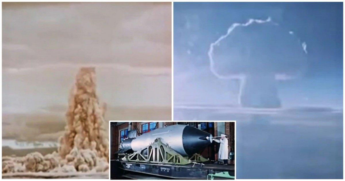 """10 10.jpg?resize=1200,630 - """"지구 멸망의 모습인가""""... 러시아가 공개한 세계 최강 핵폭탄의 '충격적인' 실험 영상"""