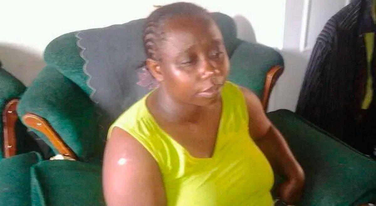 Kenia: Vende esposo infiel a su amante y con el dinero compra ropa ...