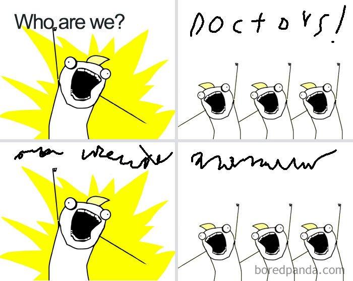 doctors joke