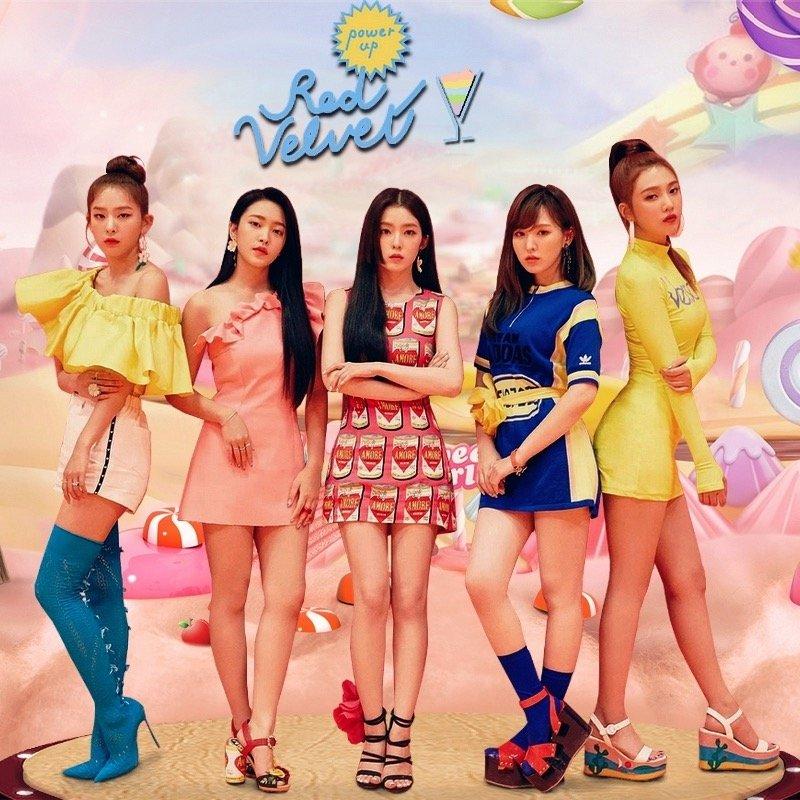KOREAN SONG LYRICS: Red Velvet 레드벨벳 - Power Up 파워업 Lyrics