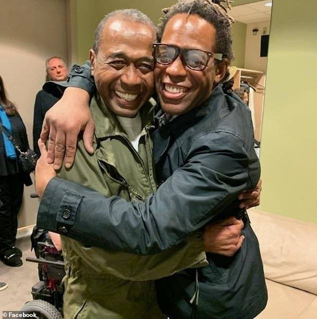 Stage and screen veteran Ben Vereen, 73 (left), has announced that son and namesake, Benjamin Vereen Jr, 55 (right), passed away on August 8
